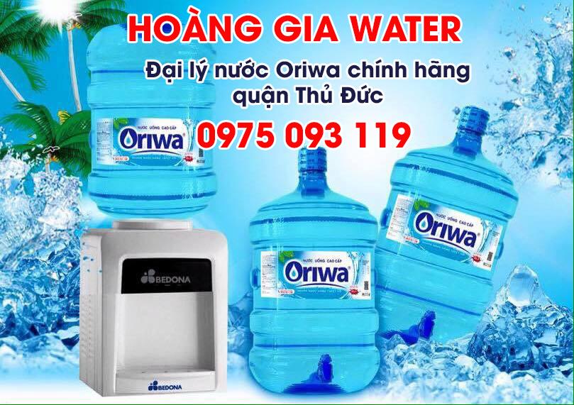 nước tinh khiết oriwa