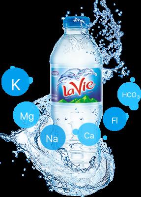 thành phần nước khoáng LaVie