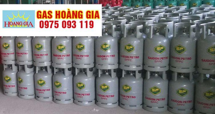 Cửa hàng Gas SaiGonPetro Hoàng Gia